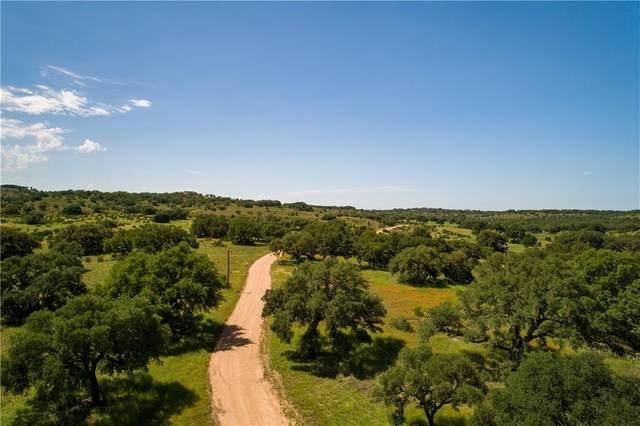 TBD -- County Rd 301, Cypress Mills, TX 78636 (MLS #82072) :: Reata Ranch Realty