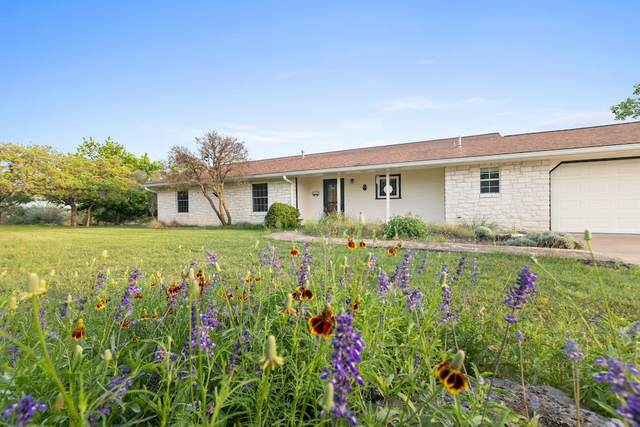 733 -- Paradise Ranch Rd, Fredericksburg, TX 78624 (MLS #82085) :: Reata Ranch Realty