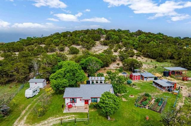 205 -- Silver Hills Dr, Kerrville, TX 78028 (MLS #82120) :: Reata Ranch Realty