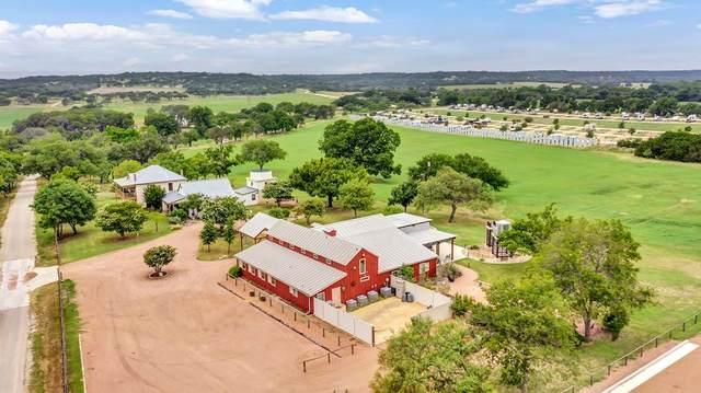 197 -- Rock House Rd, Fredericksburg, TX 78624 (MLS #82163) :: Reata Ranch Realty