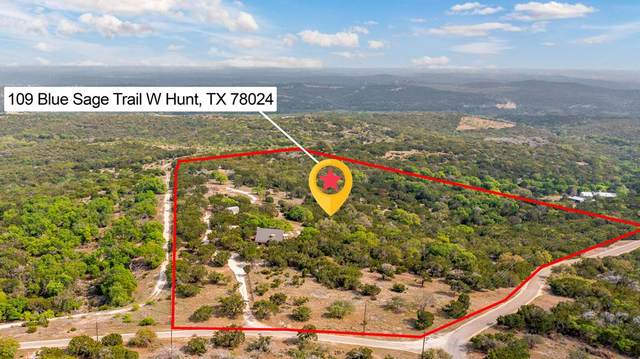 109 NW Blue Sage Trail, Hunt, TX 78024 (MLS #82177) :: Reata Ranch Realty
