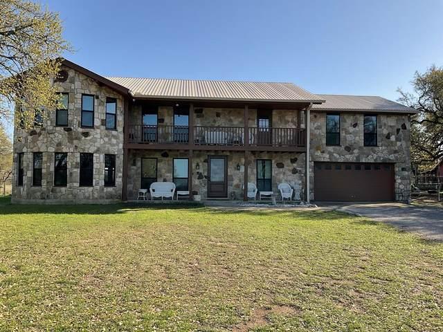 335 N Klett Ranch Rd, Johnson City, TX 78636 (MLS #82183) :: Reata Ranch Realty