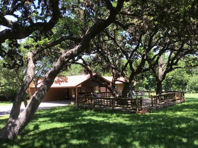 610 -- Kendalia Rd, Blanco, TX 78606 (MLS #82203) :: The Lugo Group