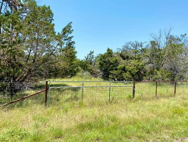 00 E Grand Oaks Dr, Fredericksburg, TX 78624 (MLS #82210) :: Reata Ranch Realty