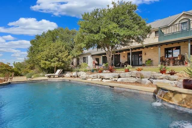 357 -- Yellowjacket Lane, Fredericksburg, TX 78624 (MLS #82215) :: Reata Ranch Realty