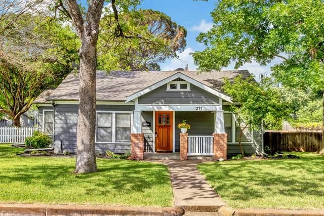 311 E College St, Fredericksburg, TX 78624 (MLS #82229) :: Reata Ranch Realty