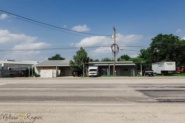 704 -- San Angelo Hwy, Brady, TX 76825 (MLS #82242) :: Reata Ranch Realty