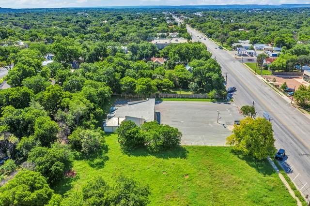 810 W Main St, Fredericksburg, TX 78624 (MLS #82264) :: Reata Ranch Realty