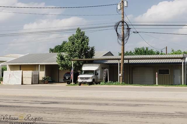 704 -- San Angelo Hwy, Brady, TX 76825 (MLS #82276) :: Reata Ranch Realty