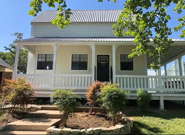 231 SE Sunday Circle, Fredericksburg, TX 78624 (MLS #82279) :: Reata Ranch Realty
