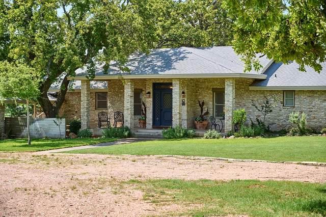 182 -- Cardinal Lane, Fredericksburg, TX 78624 (MLS #82295) :: Reata Ranch Realty