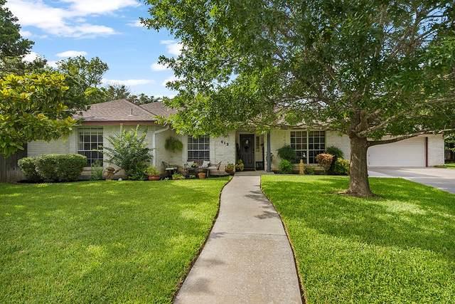 612 -- Town Creek Court, Fredericksburg, TX 78624 (MLS #82325) :: The Glover Homes & Land Group