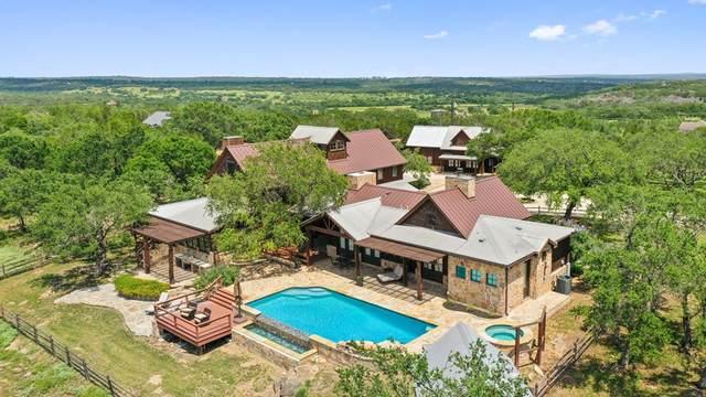 429 -- Grape Creek Rd, Johnson City, TX 78636 (MLS #82331) :: Reata Ranch Realty