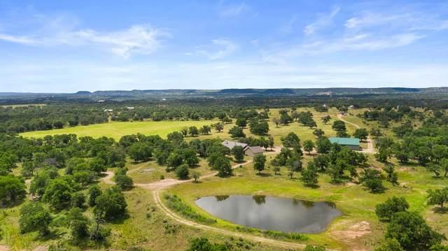 1099 -- Granite Springs Dr, Fredericksburg, TX 78624 (MLS #82349) :: Reata Ranch Realty