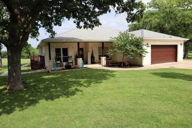 888 E Big Bend Ln, Fredericksburg, TX 78624 (MLS #82351) :: Reata Ranch Realty