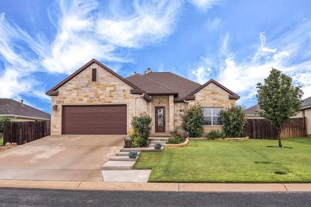 806 -- Scarlet Oak Court, Fredericksburg, TX 78624 (MLS #82384) :: Reata Ranch Realty