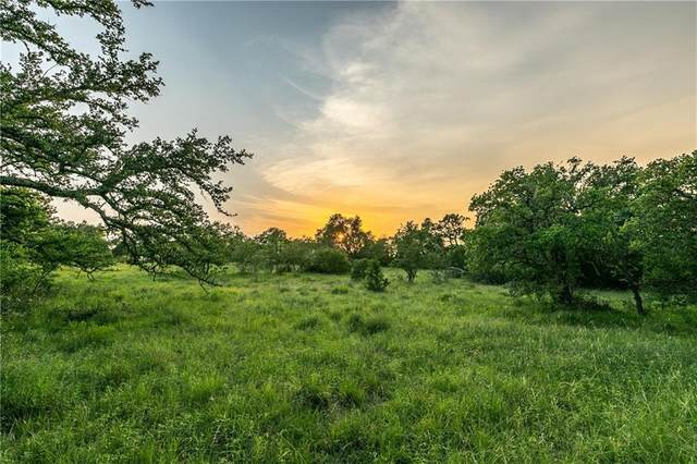 000 -- Persimmon Rd, Johnson City, TX 78636 (MLS #82394) :: Reata Ranch Realty