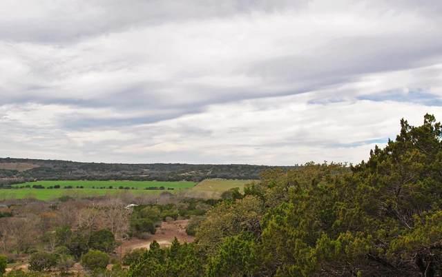 0 -- Balcones Dr, Fredericksburg, TX 78624 (MLS #82424) :: Reata Ranch Realty