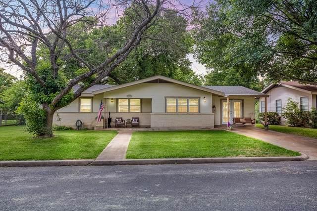 808 -- Sunset, Fredericksburg, TX 78624 (MLS #82429) :: Reata Ranch Realty