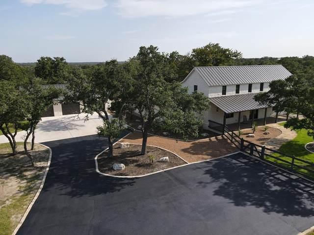 139 -- Inspiration Loop, Fredericksburg, TX 78624 (MLS #82478) :: The Glover Homes & Land Group