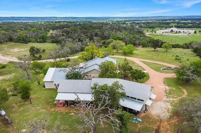 3136 E Us Hwy 290, Fredericksburg, TX 78624 (MLS #82513) :: Reata Ranch Realty