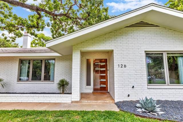 126 -- Ridgewood Dr, Fredericksburg, TX 78624 (MLS #82523) :: Reata Ranch Realty