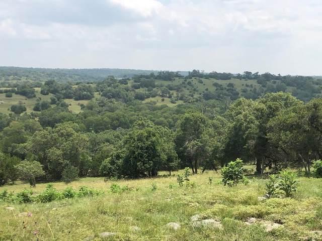 0 -- Old Comfort Rd, Fredericksburg, TX 78624 (MLS #82555) :: Reata Ranch Realty