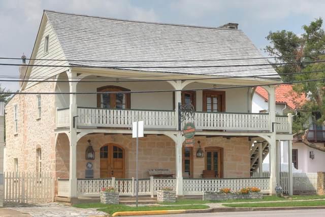 405 E Main St, Fredericksburg, TX 78624 (MLS #82590) :: The Glover Homes & Land Group