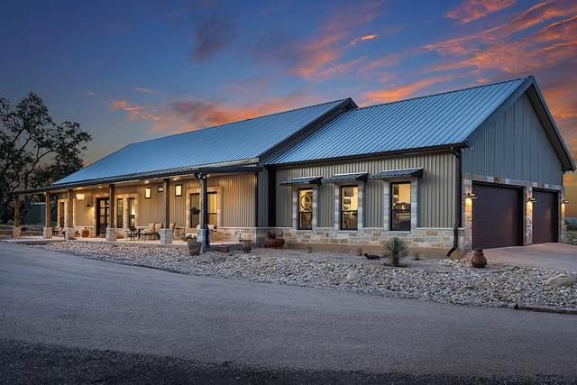12 -- Joshua Creek Circle, Comfort, TX 78624 (MLS #82637) :: Reata Ranch Realty
