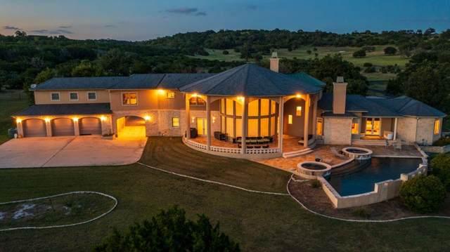 242 -- Creekwood Rd, Kerrville, TX 78028 (MLS #82669) :: Reata Ranch Realty