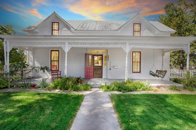615 W San Antonio St, Fredericksburg, TX 78624 (MLS #82705) :: The Glover Homes & Land Group