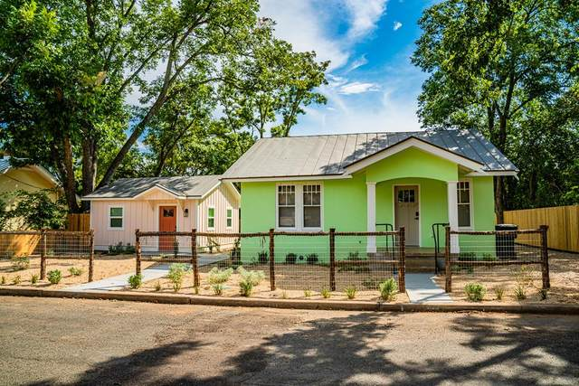 215 -- Mistletoe St, Fredericksburg, TX 78624 (MLS #82721) :: Reata Ranch Realty
