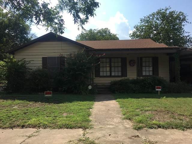 1902 S Pine St, Brady, TX 76825 (MLS #82777) :: Reata Ranch Realty