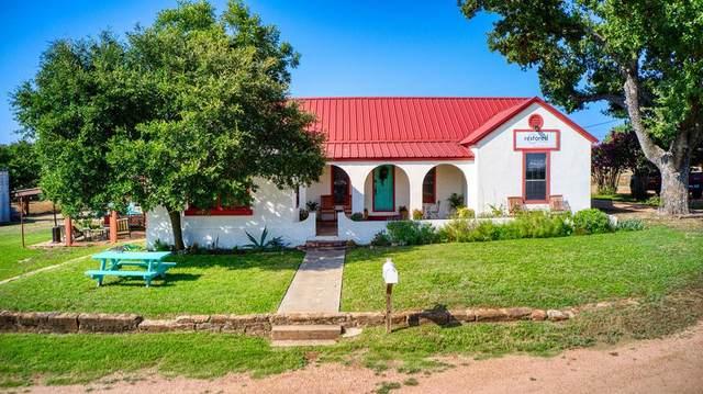 708 S San Antonio St, Mason, TX 76856 (MLS #82784) :: Reata Ranch Realty