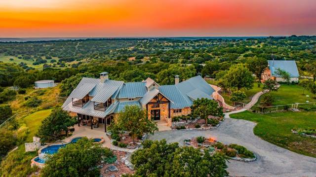254 -- Ranch House Rd, Kerrville, TX 78028 (MLS #82798) :: Reata Ranch Realty