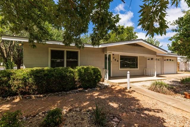 702 N Edison St, Fredericksburg, TX 78624 (MLS #82833) :: Neal & Neal Team