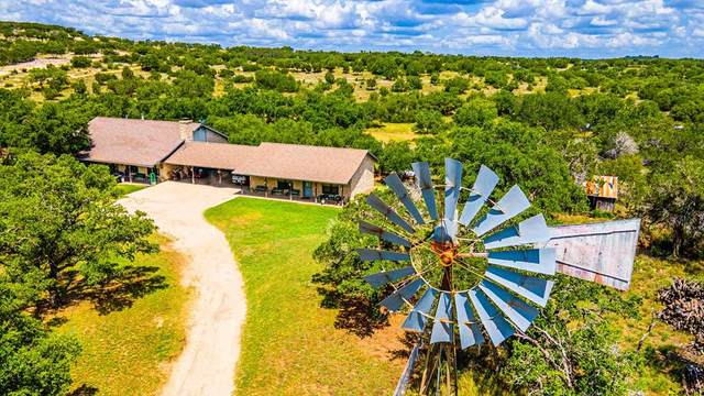 520 -- Dominion Road, Junction, TX 76849 (MLS #82845) :: Reata Ranch Realty