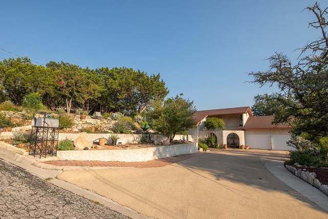 1403 -- Lucky Ridge Circle, Kerrville, TX 78028 (MLS #82852) :: Reata Ranch Realty