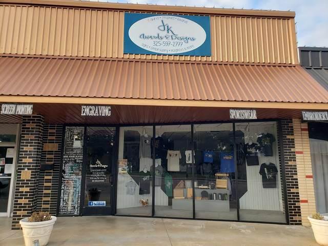 113 E Main St, Brady, TX 76825 (MLS #82854) :: The Glover Homes & Land Group