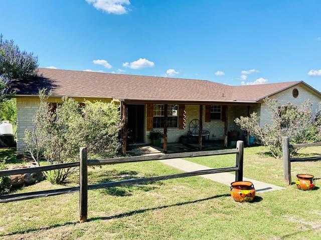 1221 S Mckinley Ave, Mason, TX 76856 (MLS #82894) :: Reata Ranch Realty