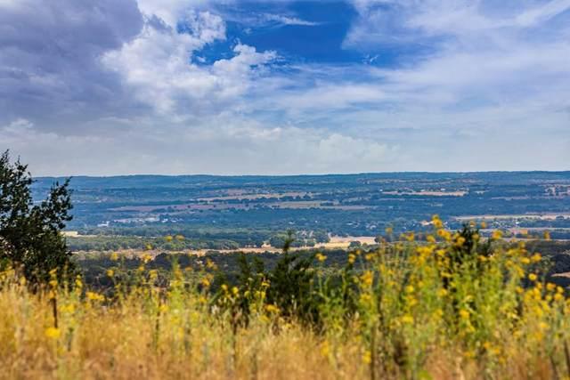 0 -- Rock Chalk Rd, Fredericksburg, TX 78624 (MLS #82921) :: The Glover Homes & Land Group