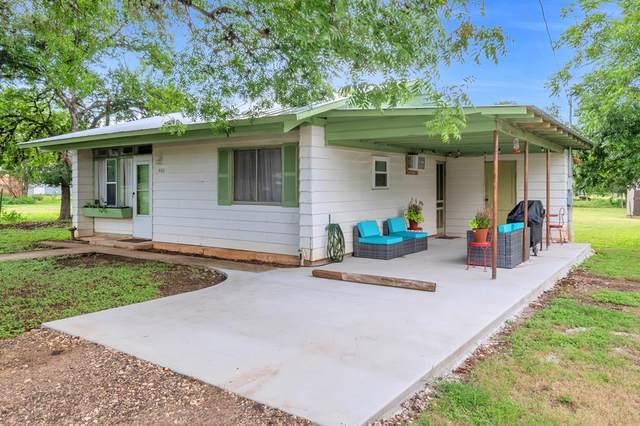 406 -- Hackberry, Bandera, TX 78003 (MLS #82949) :: Reata Ranch Realty