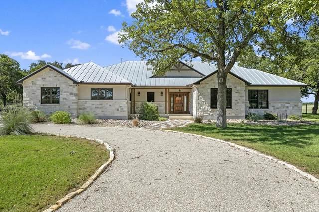 50 S Stag Trail, Fredericksburg, TX 78624 (MLS #82957) :: Reata Ranch Realty