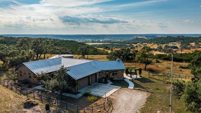 1778 -- Sugar Creek Trail, Fredericksburg, TX 78624 (MLS #82977) :: Reata Ranch Realty