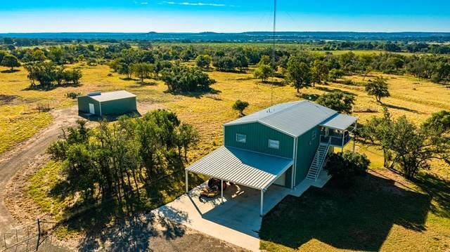 569 -- Funf Kinder Rd, Fredericksburg, TX 78624 (MLS #83005) :: Reata Ranch Realty