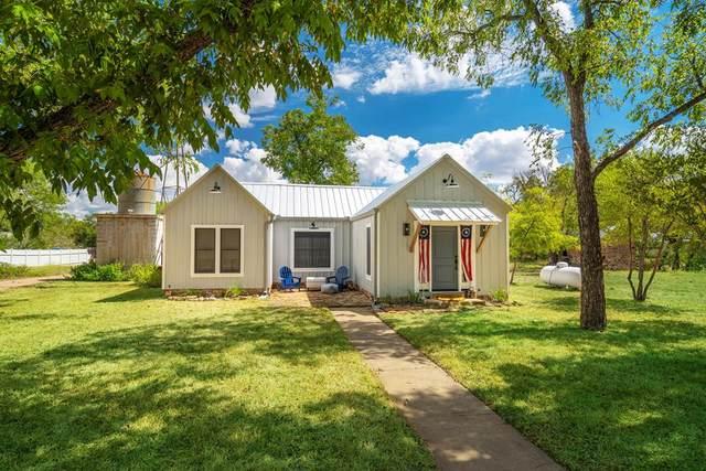 249 S Pecan St, Mason, TX 76856 (MLS #83015) :: Reata Ranch Realty