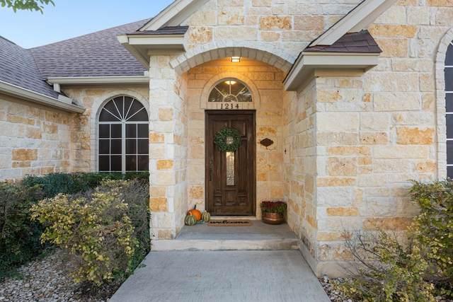 1214 -- Spotted Fawn Trail, Fredericksburg, TX 78624 (MLS #83045) :: Reata Ranch Realty