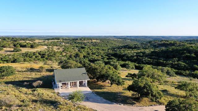 220 SW Coyote Cave, Hunt, TX 78024 (MLS #83061) :: Reata Ranch Realty