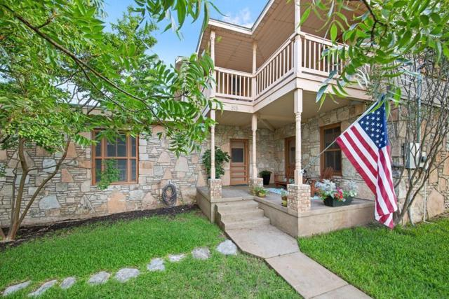 315 W Live Oak Rd, Fredericksburg, TX 78624 (MLS #75986) :: Absolute Charm Real Estate