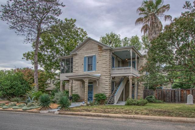 406 -- Sycamore St, Fredericksburg, TX 78624 (MLS #76046) :: Absolute Charm Real Estate